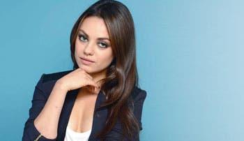 "Mila Kunis, del reto de ""Jupiter Ascending"" a la aventura de ser madre"