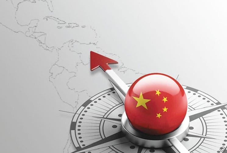 China invierte en la región