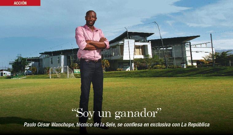 """""""Soy un ganador"""", Wanchope"""