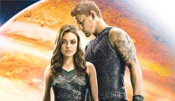 """""""Jupiter Ascending"""", apabullantes efectos para una historia absurda"""