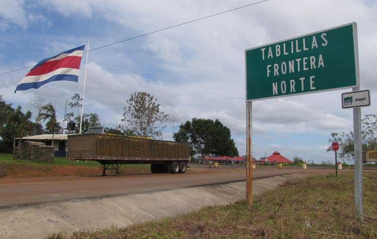 Inversión de ¢1,889 millones permitirá construcción de puesto fronterizo Las Tablillas
