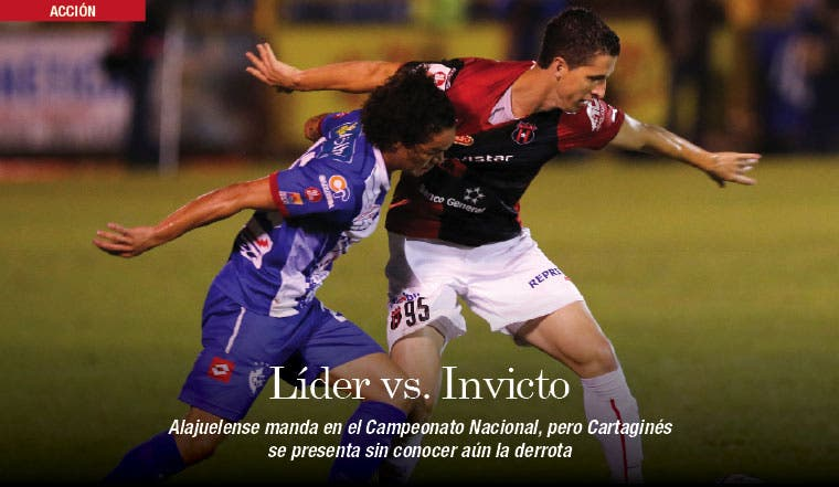 Líder vs. Invicto