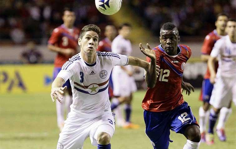 Venta de entradas para Costa Rica-Paraguay ya inició