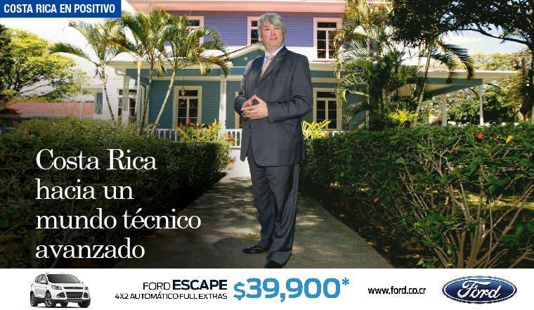 Costa Rica hacia un mundo técnico avanzado