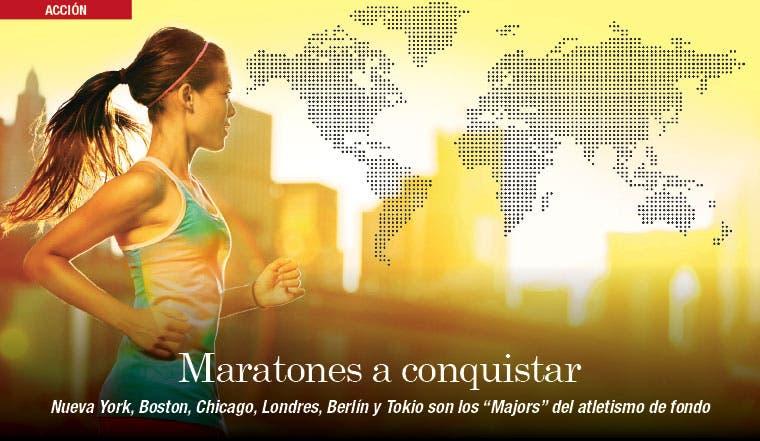 Maratones que cautivan