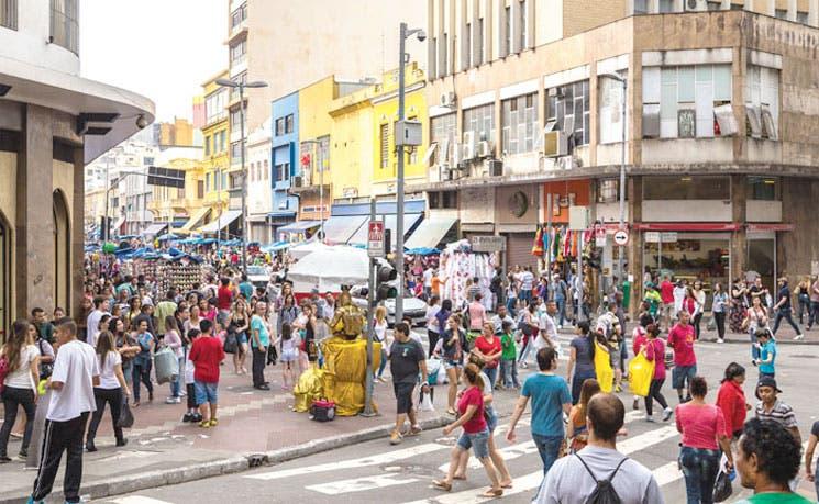 Comercio brasileño con resultado más bajo en 11 años
