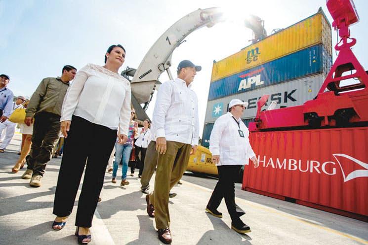 País mejora competitividad en infraestructura portuaria