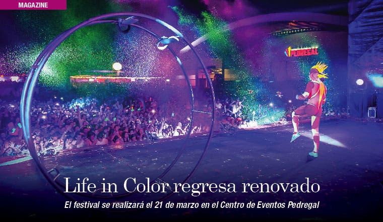 Life in Color regresa renovado