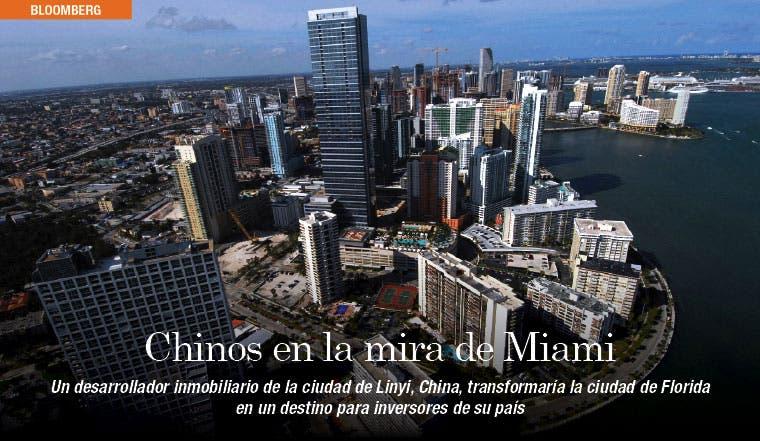 Miami seduce a inversores chinos