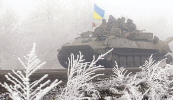 Incidentes amargan el alto el fuego en Ucrania