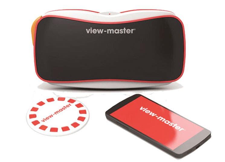 El View-Master llegó al siglo XXI