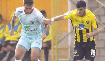 Santos robó empate