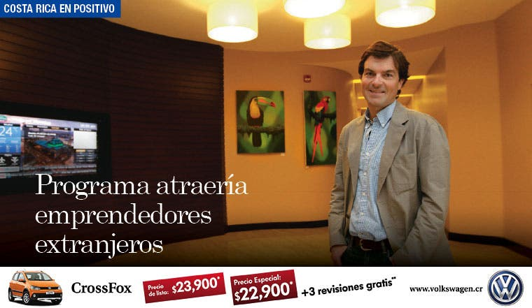 Programa atraería emprendedores extranjeros