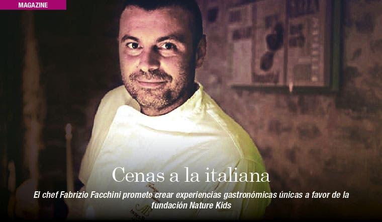 Cenas con propósito a la italiana