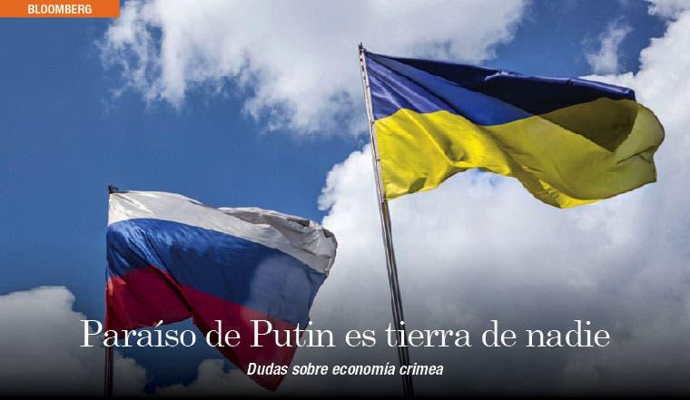 Paraíso de Putin se convierte en tierra de nadie