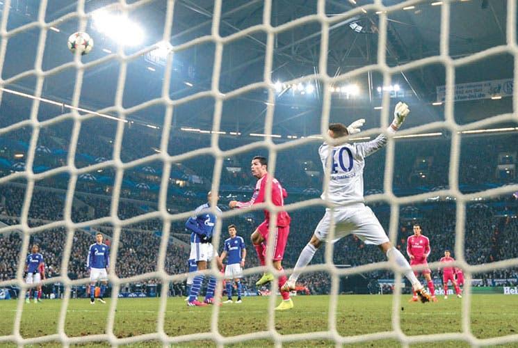 El Madrid huele a cuartos
