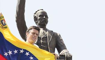 Leopoldo López cumple un año en prisión con propuesta de canje