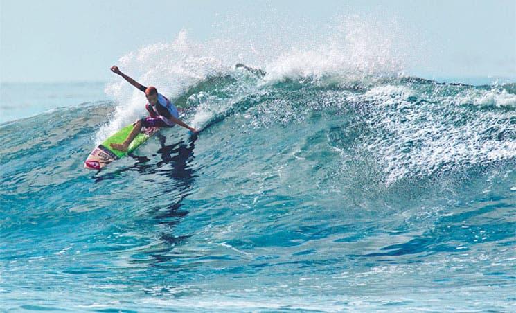Surf busca talento