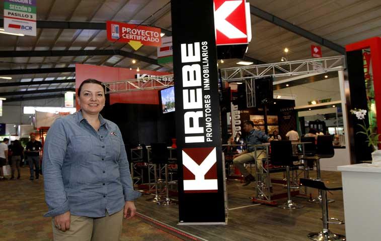 Kirebe busca captar clientes en ExpoConstrucción
