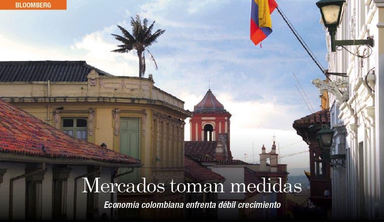 Mercados colombianos toman medidas por reducción de tasas