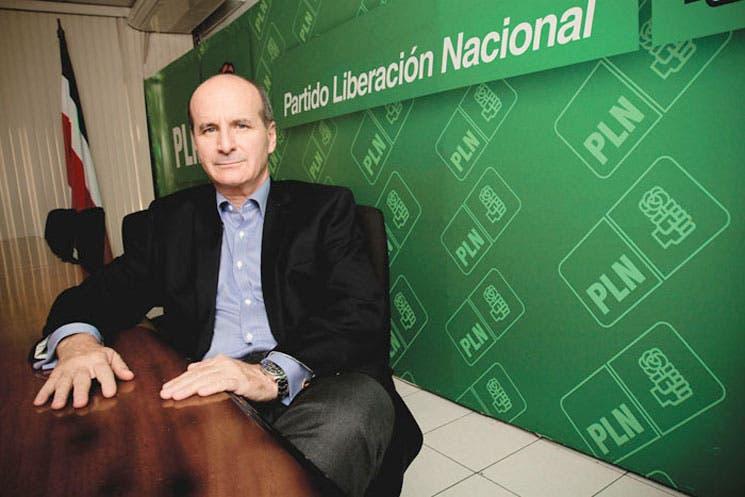 Figueres se reúne con alcaldes liberacionistas