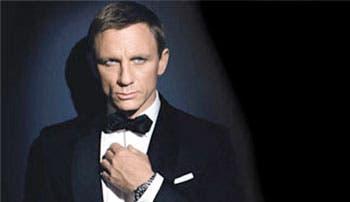 Nueva aventura del agente 007, comienza su rodaje