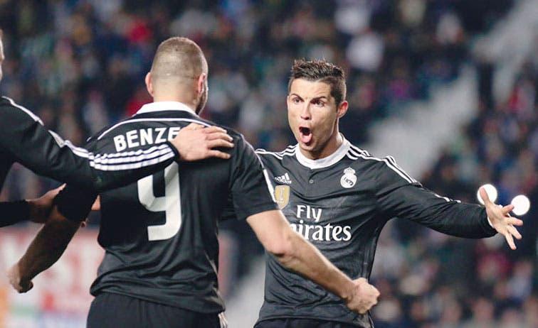 Real Madrid abre brecha