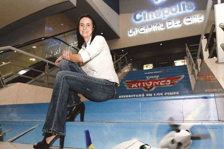 Mercado de cines se dinamiza en el país