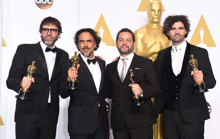 Los Óscar en manos de varios latinoamericanos