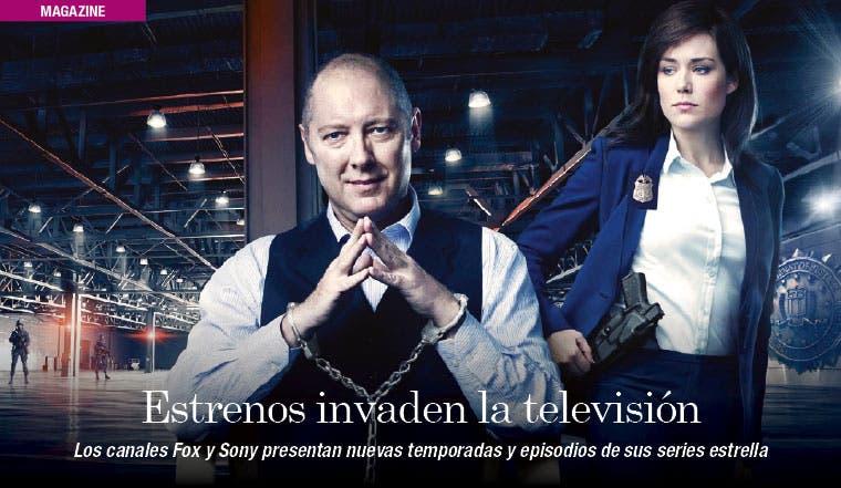 Estrenos invaden la televisión