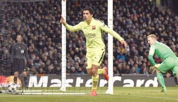 Barça dio cátedra al City