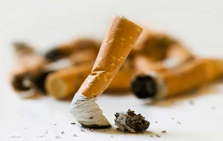 14% de la población mayor de 20 años fuma