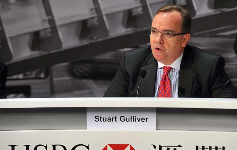 Jefe del HSBC asegura que no buscó eludir impuestos en Suiza