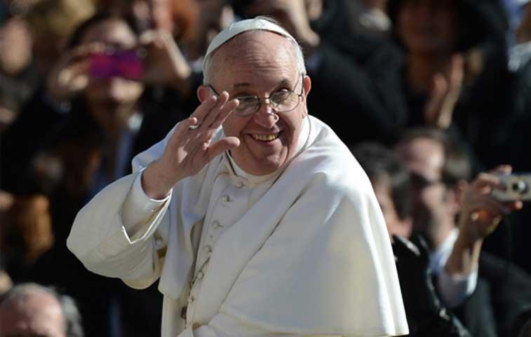 México considera olvidada cualquier diferencia con el papa