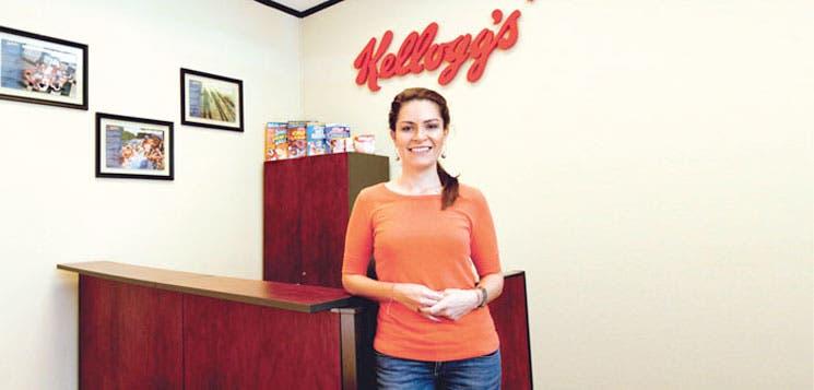 Kellogg's donará cereales a niños de escasos recursos