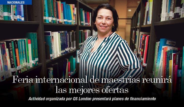 Feria internacional de maestrías reunirá las mejores ofertas