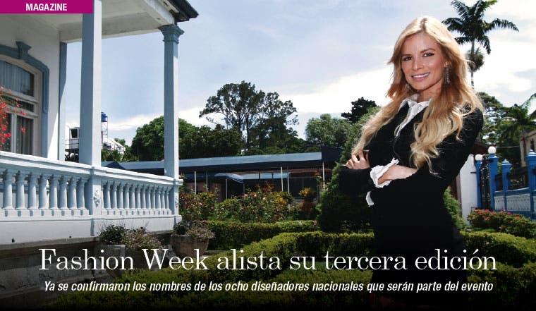 Fashion Week alista su tercera edición