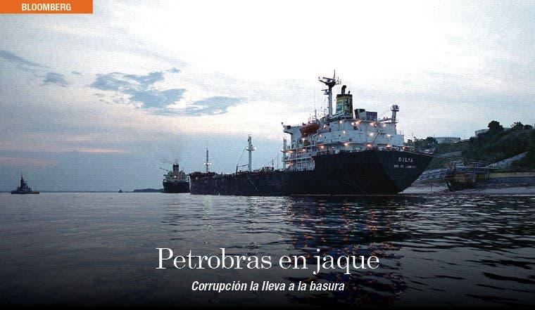 Corrupción de Petrobras la lleva a la basura