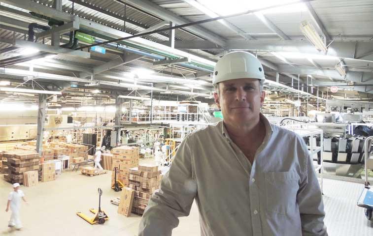 Jack's migra parte de su producción nacional a otros mercados