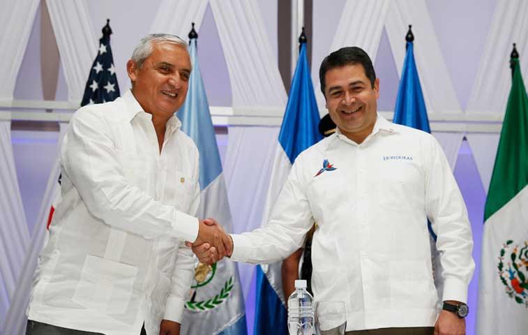 Honduras, El Salvador y Guatemala piden ayuda para impulsar plan desarrollo