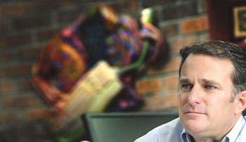 """Andrés Pozuelo: """"Podemos agarrar nuestras maletas e invertir en otro lado"""""""