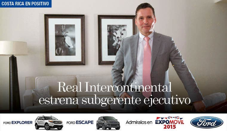 Real Intercontinental estrena subgerente  ejecutivo