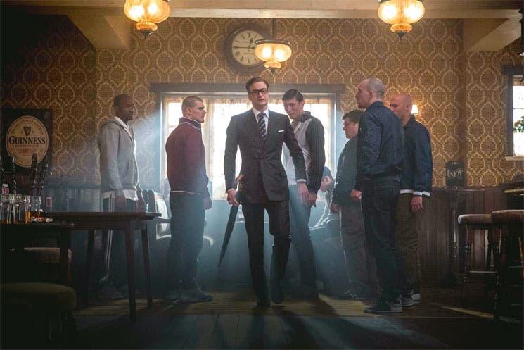 Colin Firth descubre su lado sinvergüenza