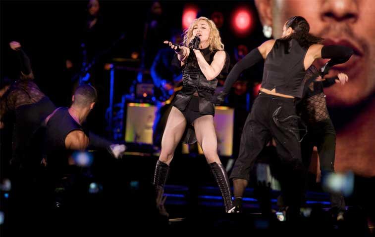Madonna comenzará el Rebel Heart Tour en agosto