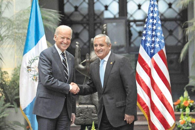 Biden hablará sobre corrupción y crimen organizado con Centroamérica