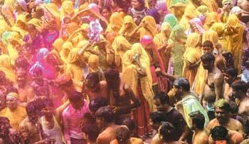 Comunidad india celebrará el Holi