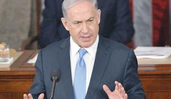 """Netanyahu: """"Israel se enfrenta a otro intento de destrucción"""""""
