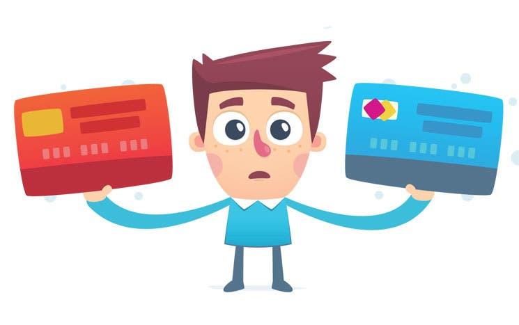 Decisión importante: saber escoger una tarjeta de crédito