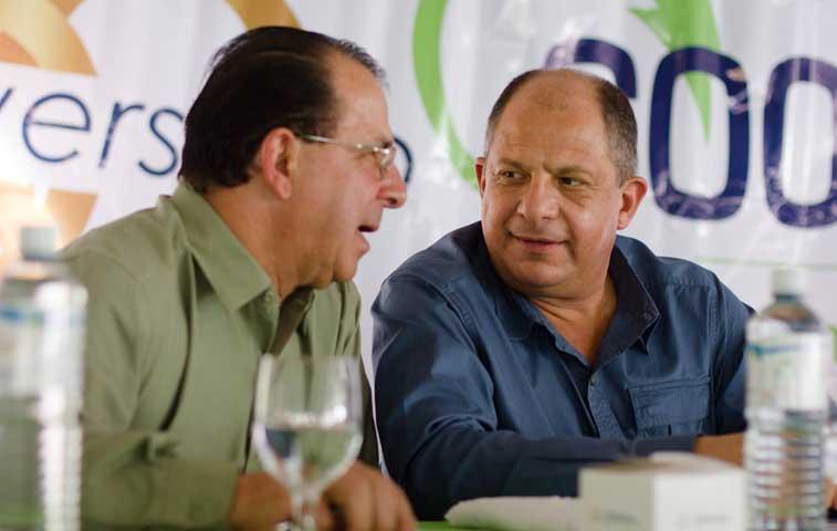 Solís confirma participación en la cumbre del SICA en Guatemala