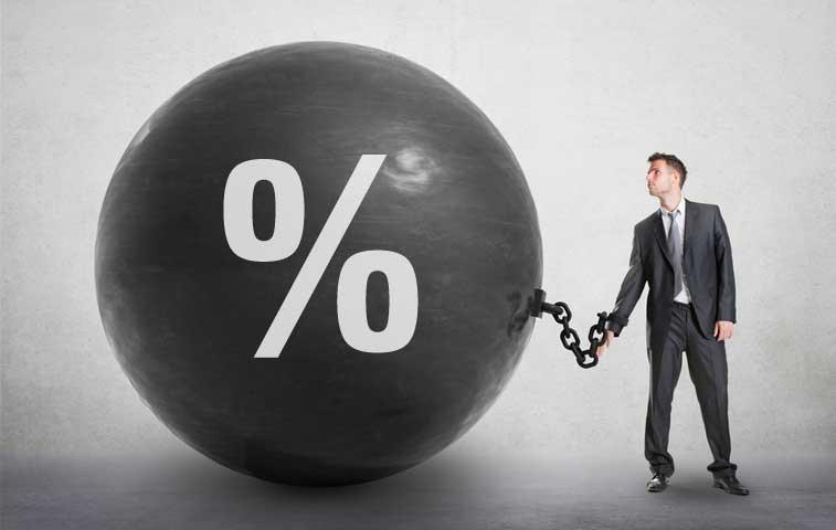 1.700 patronos representan el 79% de deuda patronal a la Caja